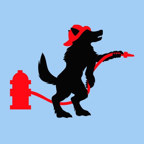 Feuerwerwolf